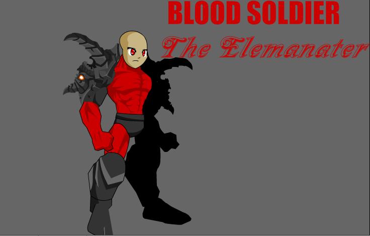 AQW Armor Ideas Bloodsoldier