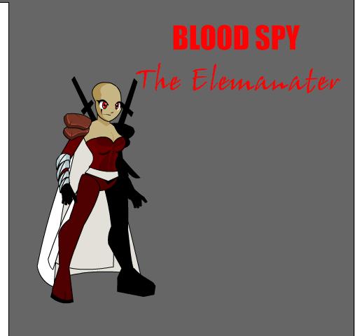 AQW Armor Ideas Bloodspy
