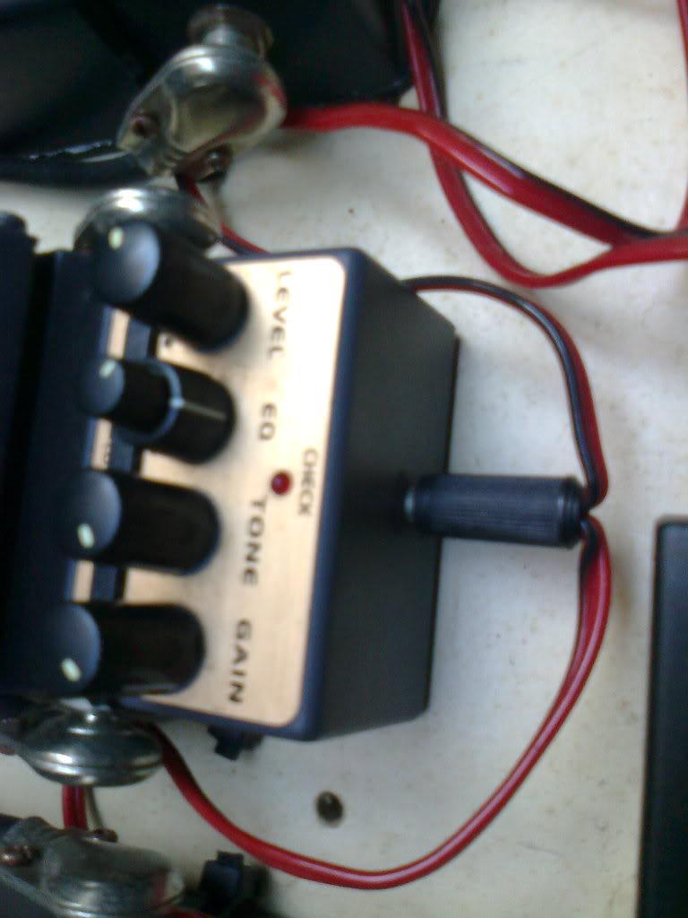 Groovin Bass Overdrive BOD100 - R$ 90,00 Foto0153