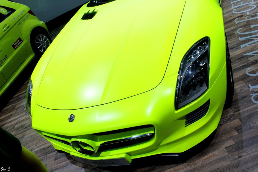 Salon de l'auto 2012 (Bruxelles) 25