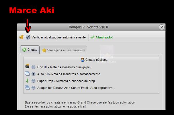Danger Scripts Gc 18.0 Fucional 29/11/10   -ChekMat T