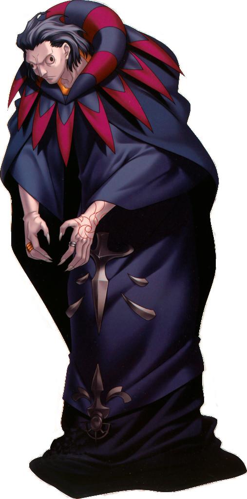 Galeria de Fate Zero Casterrender1