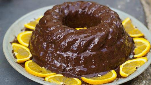 [Do Thái - Jewish][Recipe] Torta di arance e cioccolata Choccolate-orange-cake