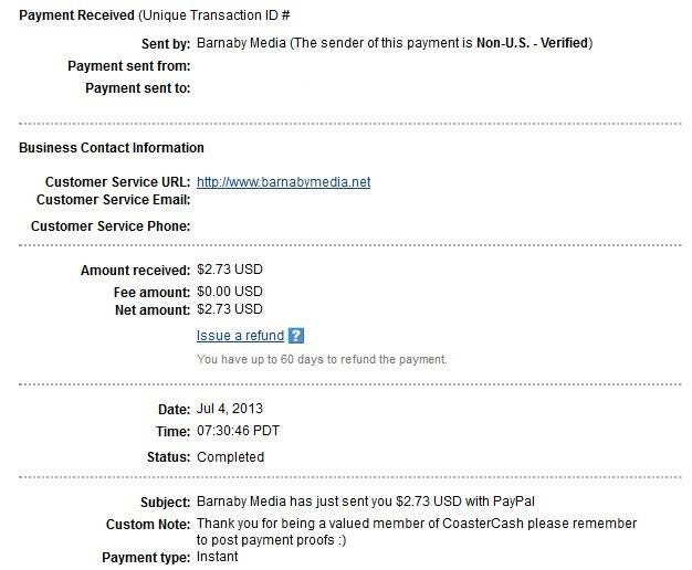 My 2nd payment CoasterCashproof002_zpsc4979f41