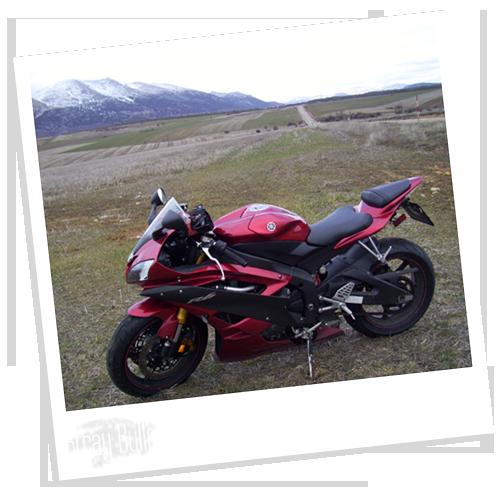 Te presento a mi moto CaminodeCerveradePisuerga