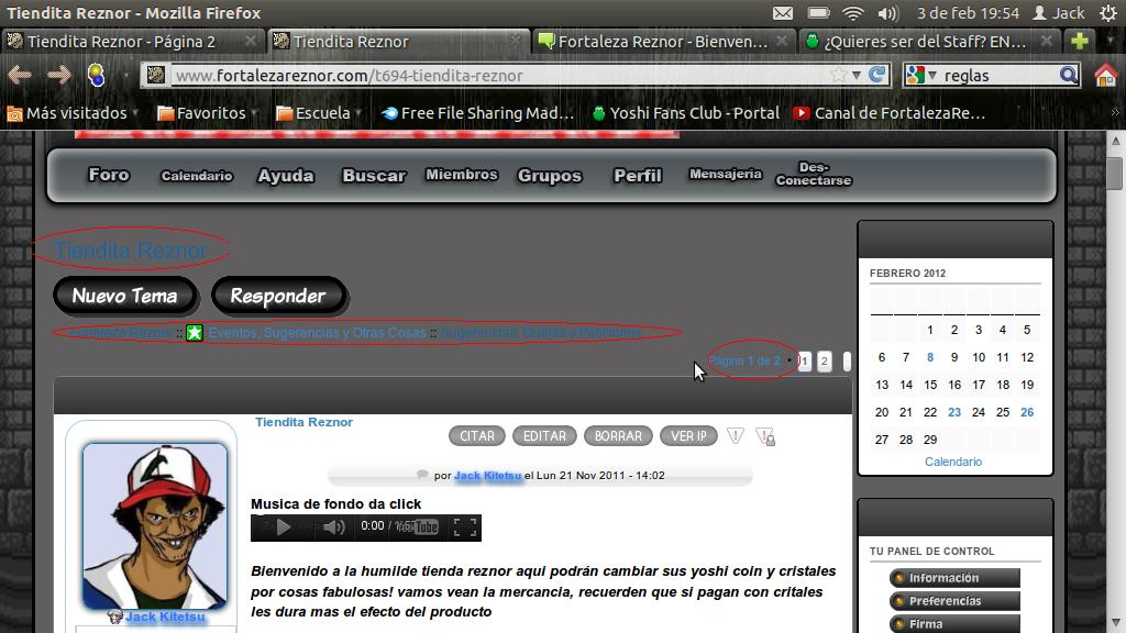 Baul De Los Recuerdos Reznor Pantallazodel2012-02-03195452