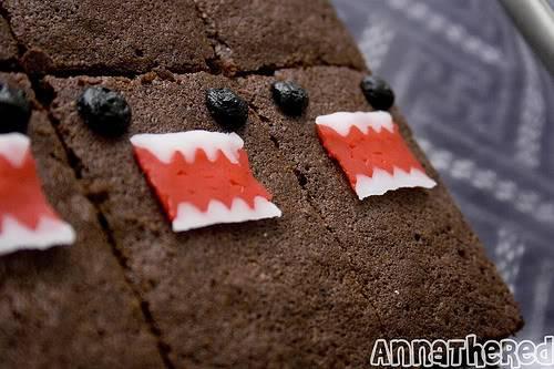 Domo-kun Brownies 118