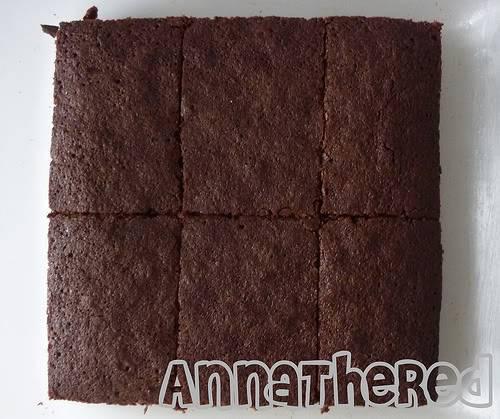 Domo-kun Brownies 1brownies