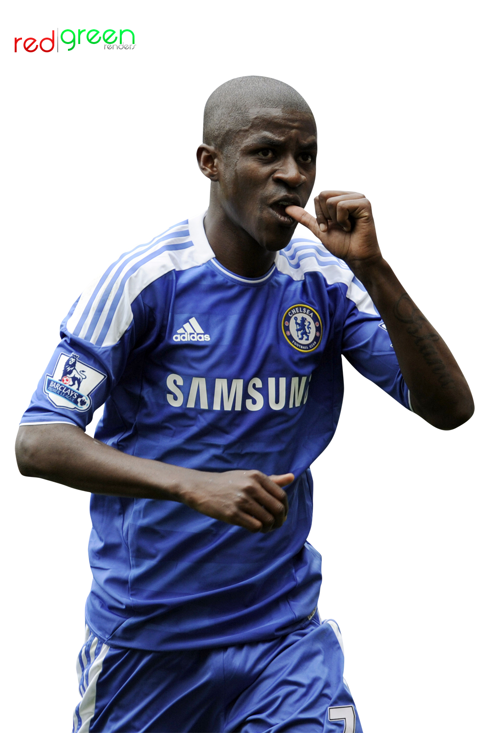 Player of the Season for each team Ramires