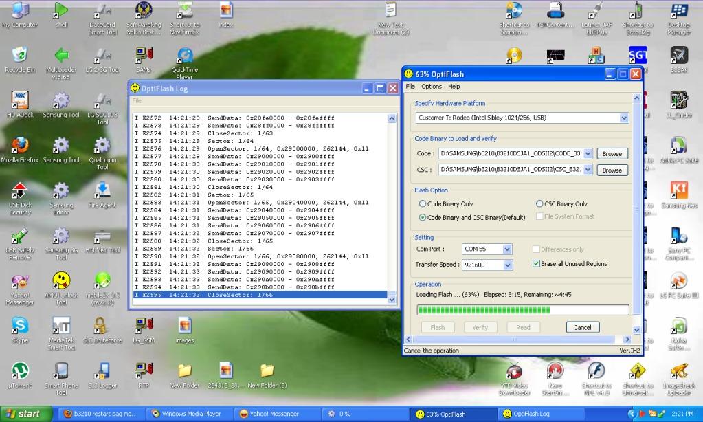 samsung B3210 no power done.... B3210