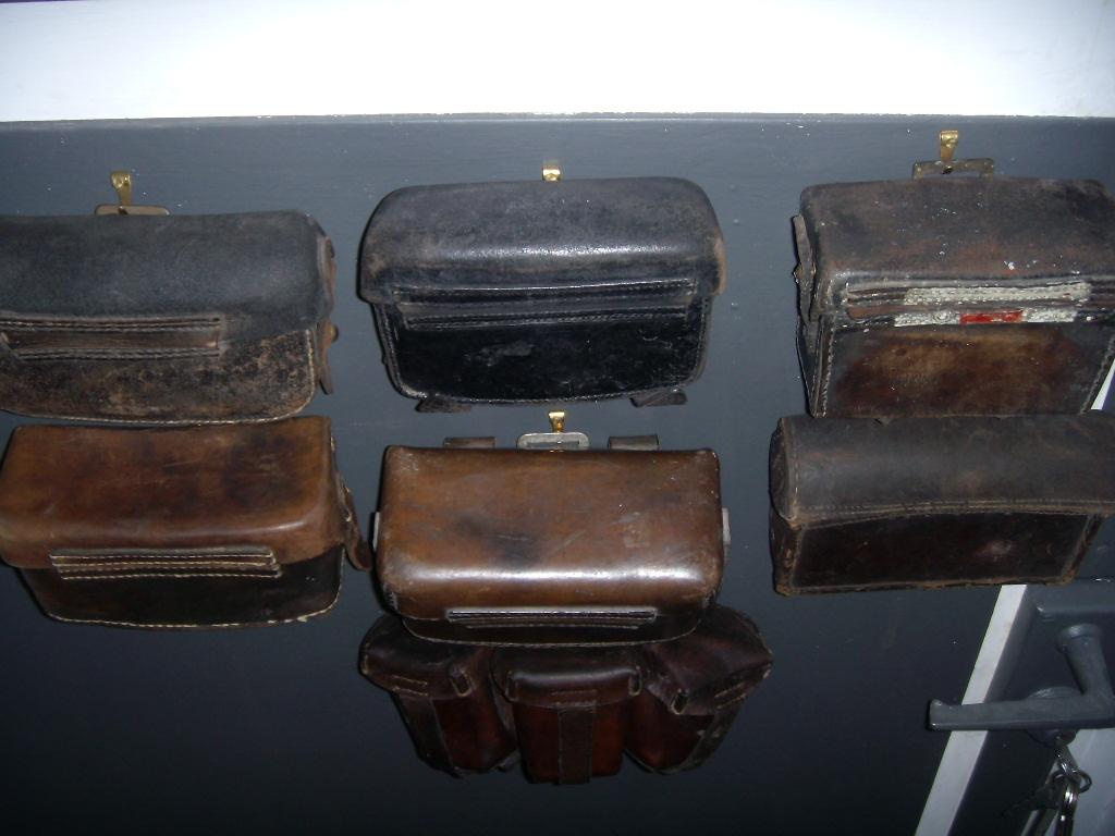 Evolution cartouchières allemandes WWI DSCN9103