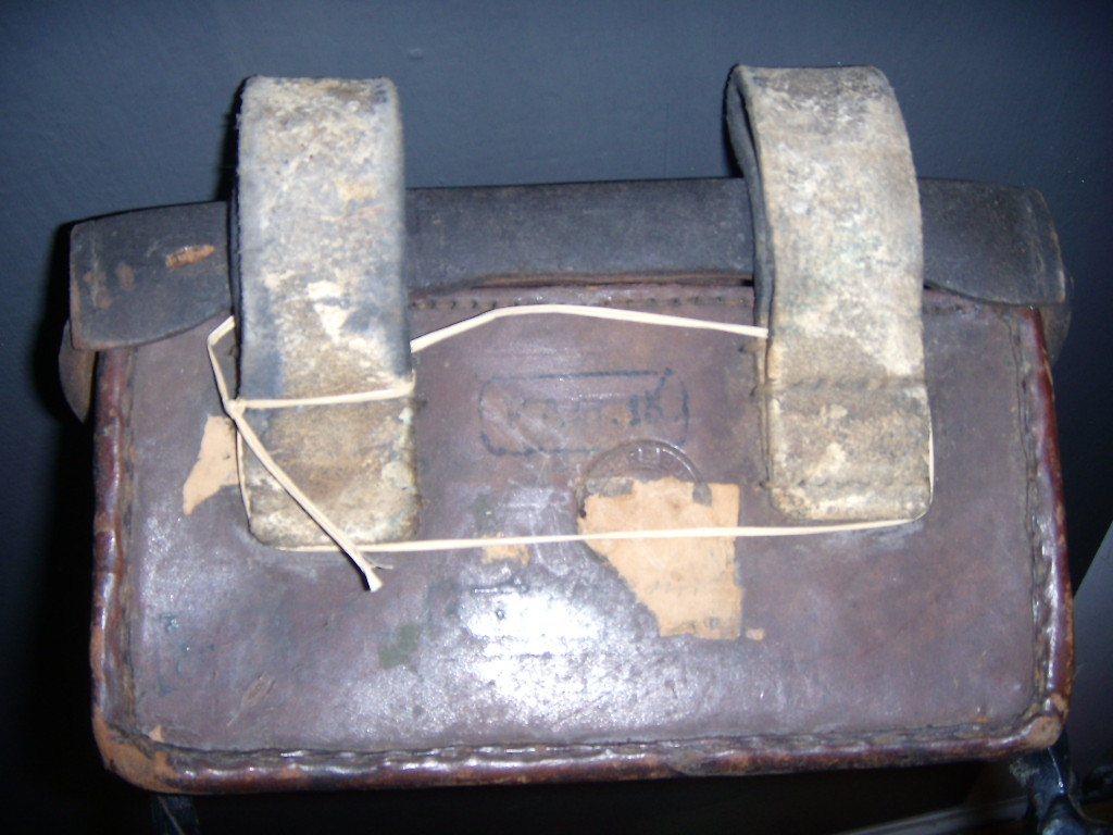 Evolution cartouchières allemandes WWI DSCN9113