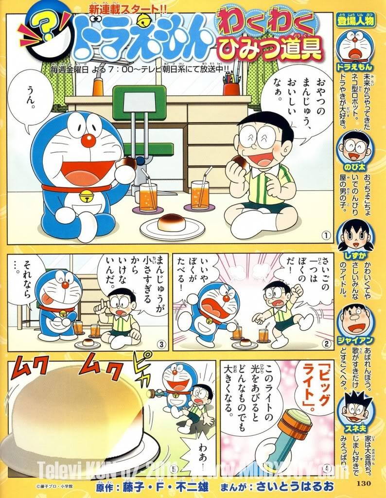 [Tổng hợp] Tổng hợp link đọc truyện của DoremonFC 01_07