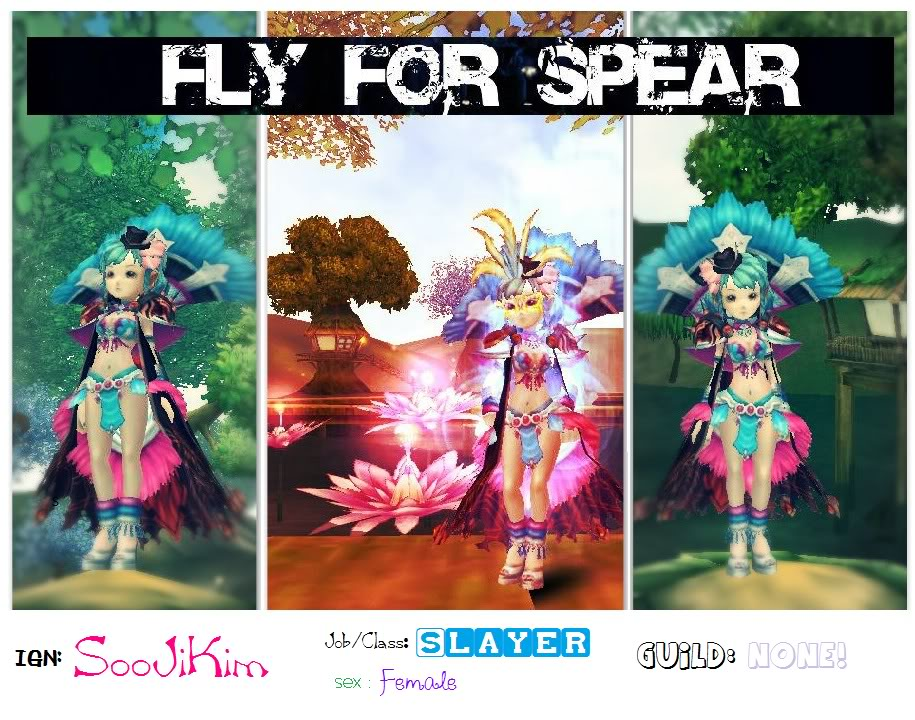 Mr and Ms flyforspear  (Costumes) - My entry Myentry