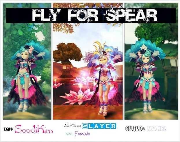 Mr and Ms flyforspear  (Costumes) - My entry Smallone