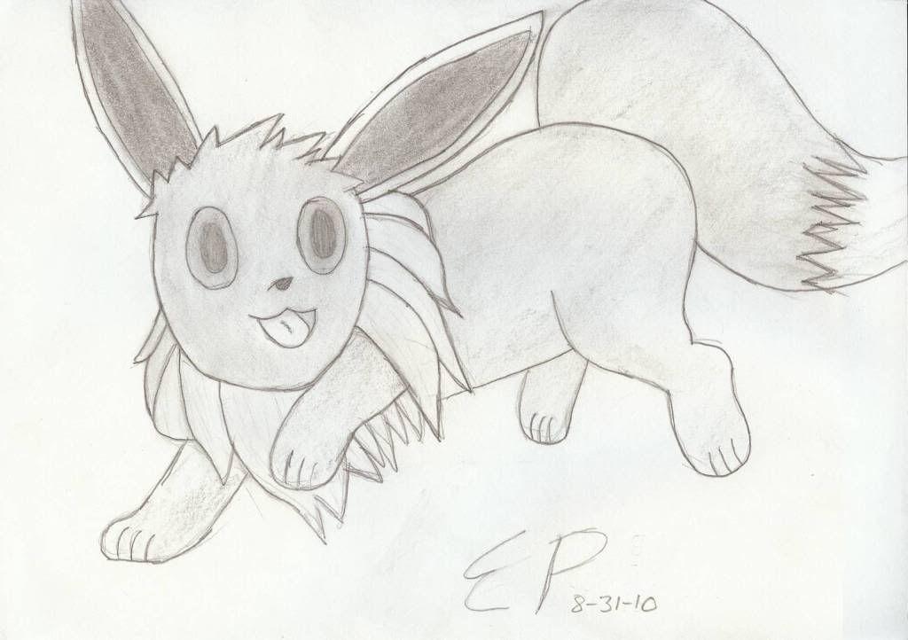 Eevee Sketch Eevee1