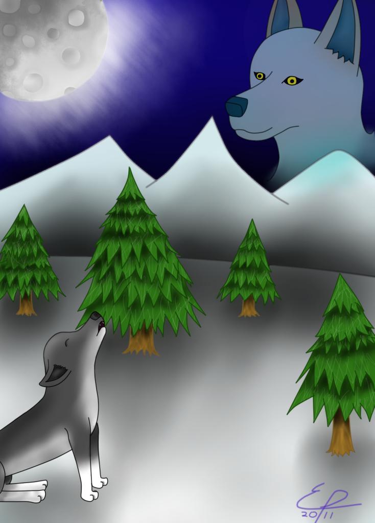 Howl of the (not so) Lone Wolf HowlofthenotsoLoneWolf-2