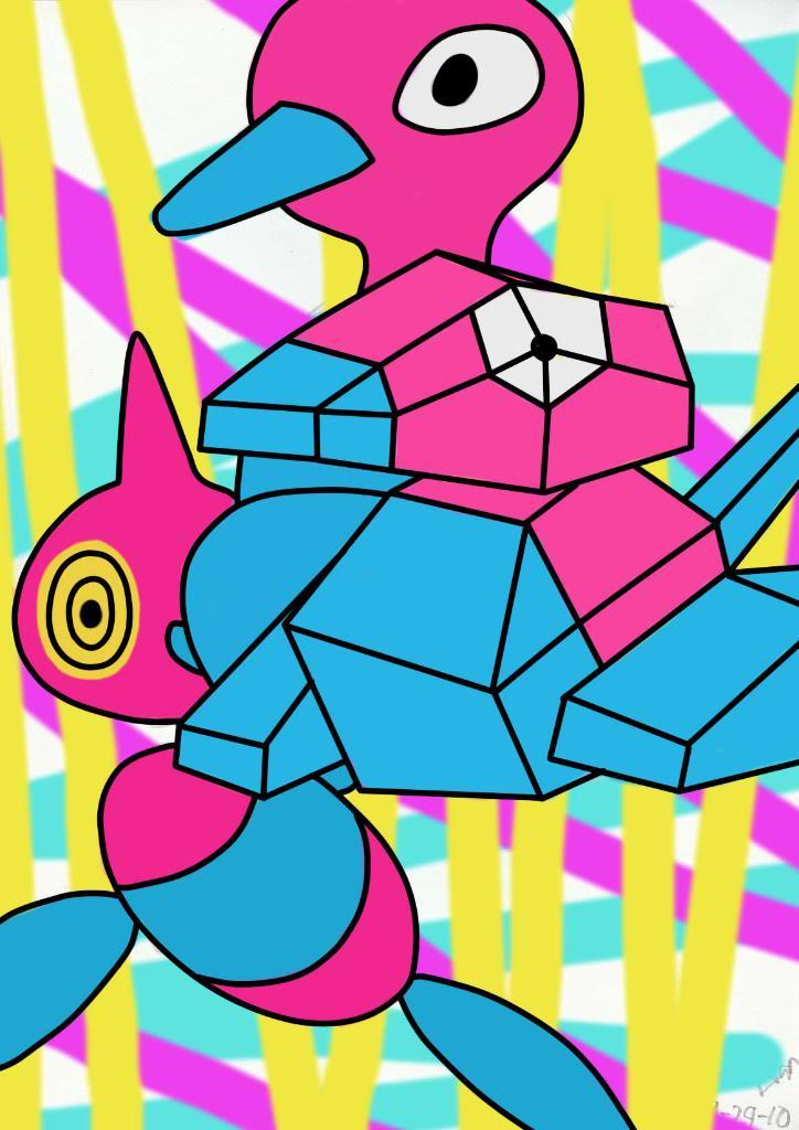 Umbreonfreak24´s Art Porygons