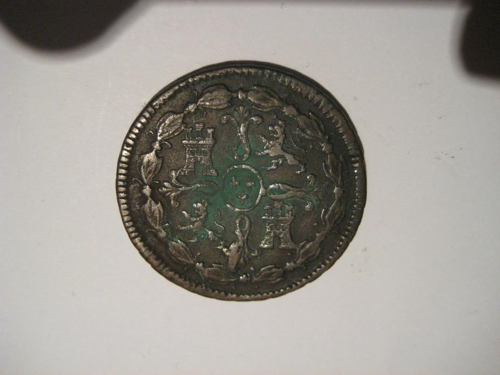 8 Maravedis 1820. Fernando VII. Jubia. FerdinVII-Cruz-1820-8maravedies