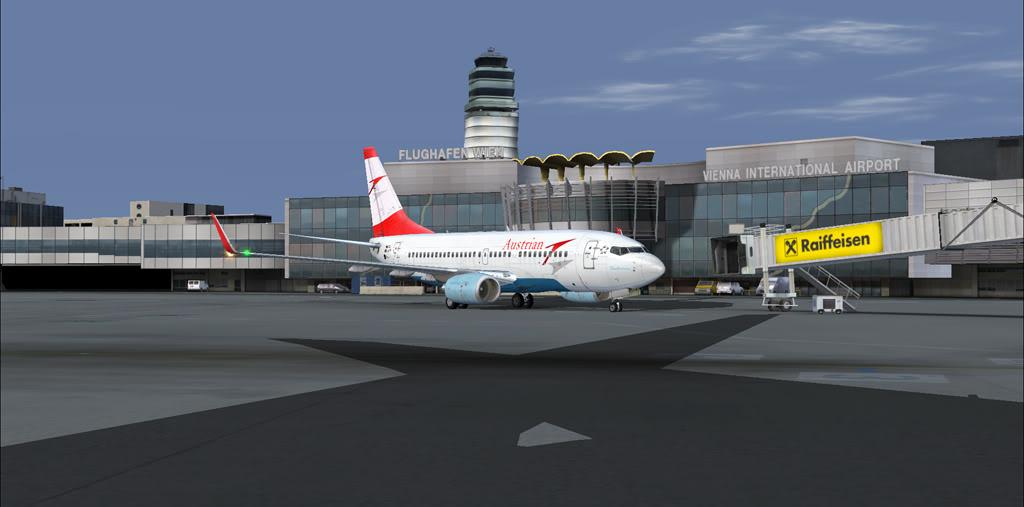 Vienna (LOWW) / Innsbruck (LOWI) 1-1