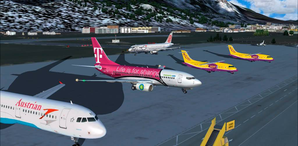 Innsbruck (LOWI) / Brussels (EBBR) 1-2