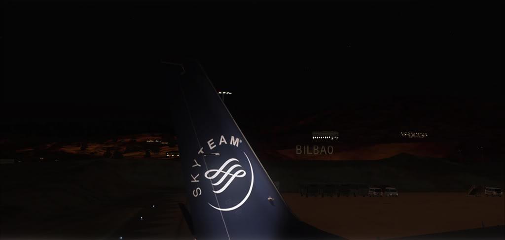 Porto (LPPR) - Bilbao (LEBB) 11-3