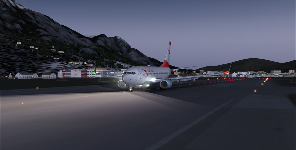 Vienna (LOWW) / Innsbruck (LOWI) 22-1