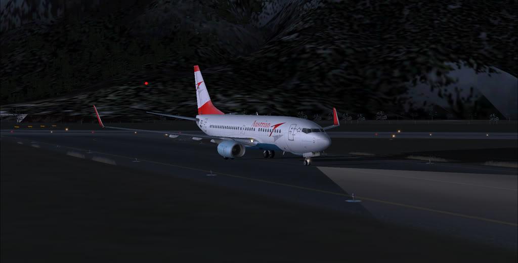 Vienna (LOWW) / Innsbruck (LOWI) 23-1