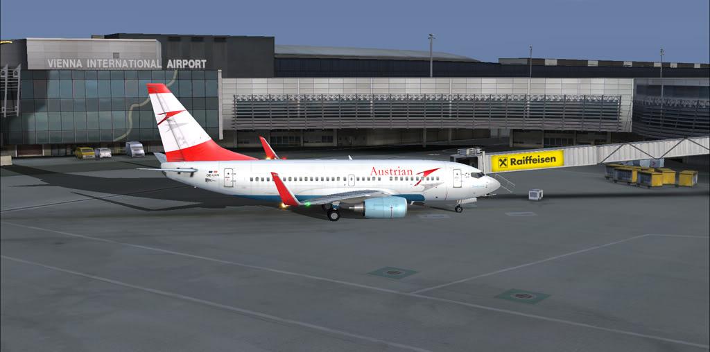 Vienna (LOWW) / Innsbruck (LOWI) 3-1