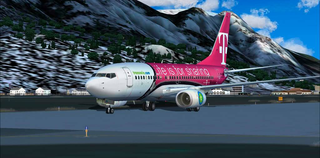 Innsbruck (LOWI) / Brussels (EBBR) 5-1