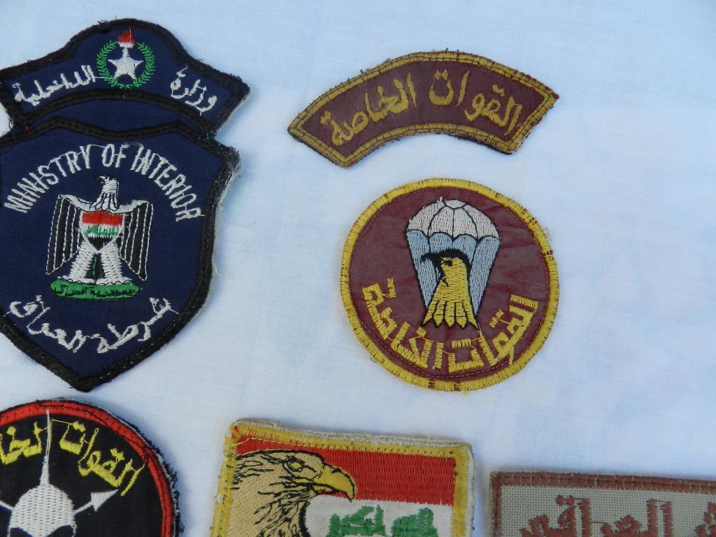 A Bunch of Worn Iraqi Patches  DSCN2175_zpsfc9ebace