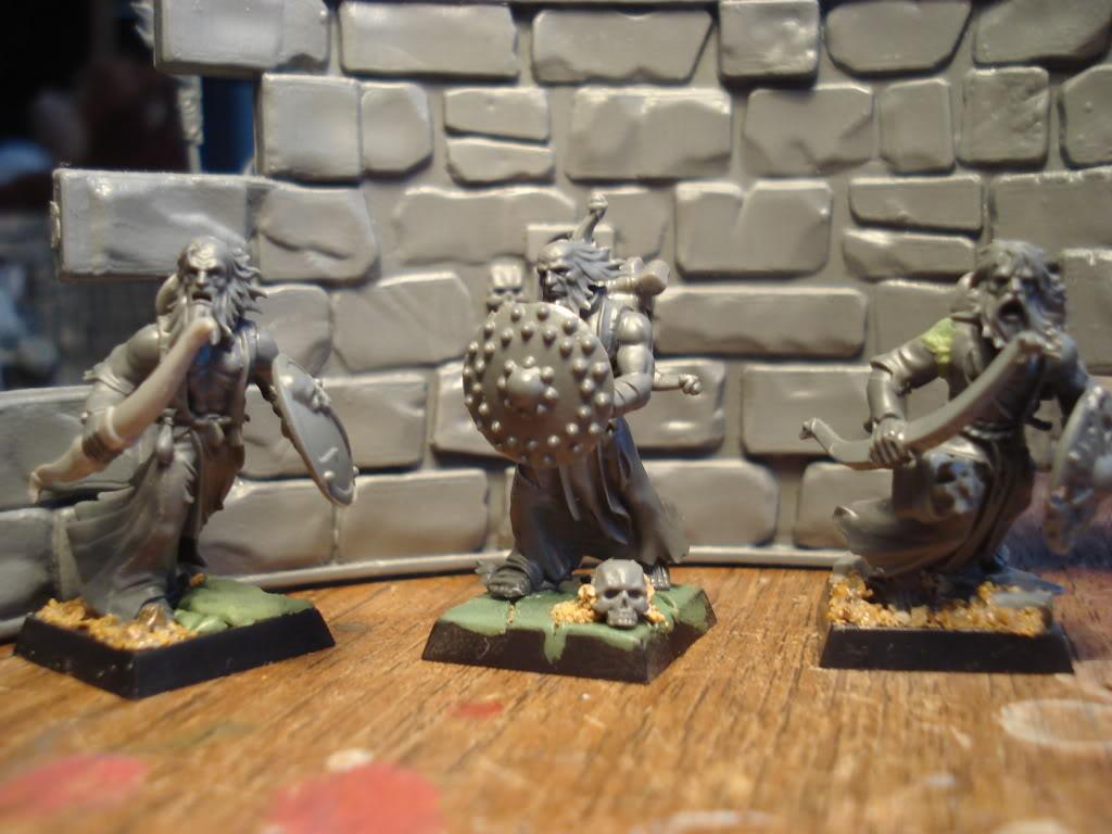 Gardamazh's undead warband. Dregs
