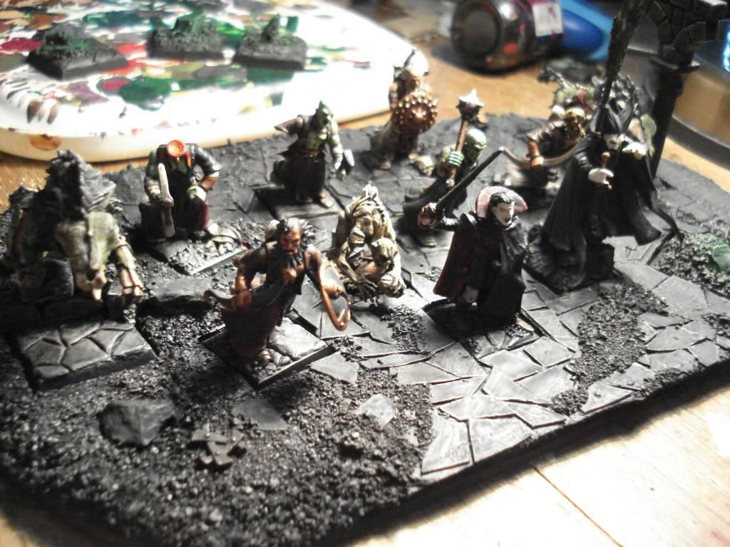 Gardamazh's undead warband. DSC00551