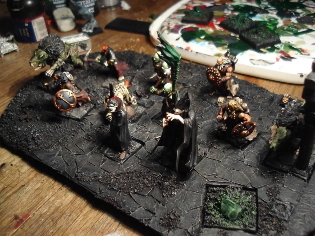 Gardamazh's undead warband. DSC00552
