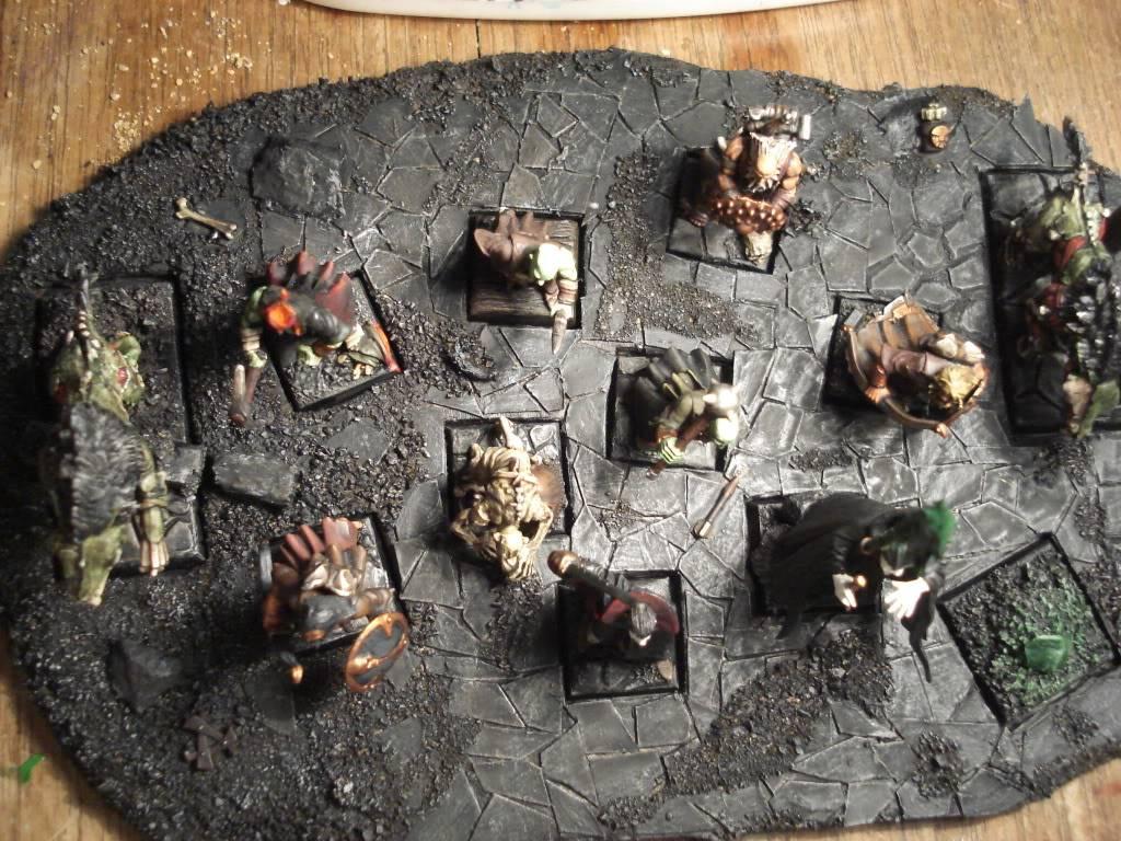 Gardamazh's undead warband. DSC00558