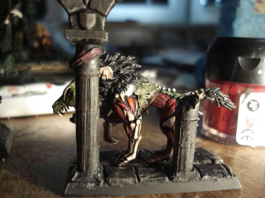 Gardamazh's undead warband. DSC00577
