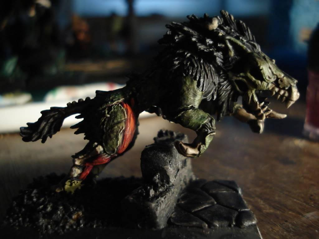 Gardamazh's undead warband. DSC00584