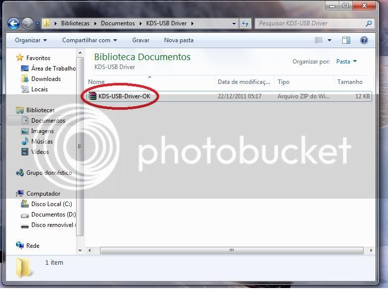 Instalando driver do KDS Flymentor (KDS-USB-Driver) no Windows7 32 e 64. Windows10