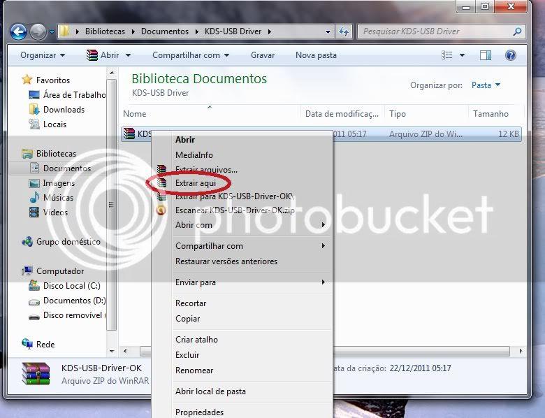 Instalando driver do KDS Flymentor (KDS-USB-Driver) no Windows7 32 e 64. Windows11