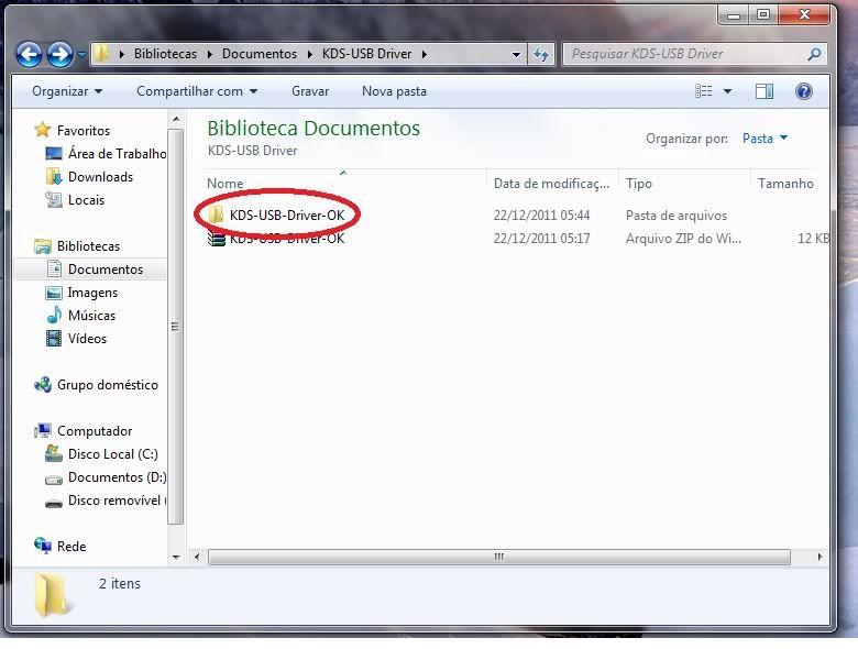 Instalando driver do KDS Flymentor (KDS-USB-Driver) no Windows7 32 e 64. Windows12