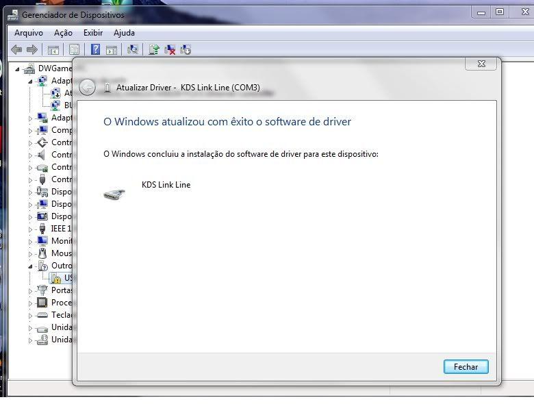 Instalando driver do KDS Flymentor (KDS-USB-Driver) no Windows7 32 e 64. Windows15