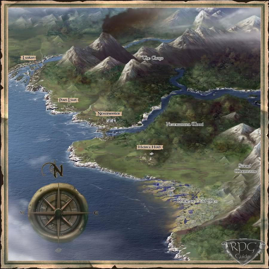 Imagens para ambientação Map