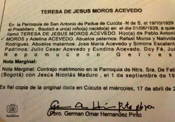 Gobierno de Nicolas Maduro. - Página 2 LamadredeMaduroesColombiana_zpse75b827d