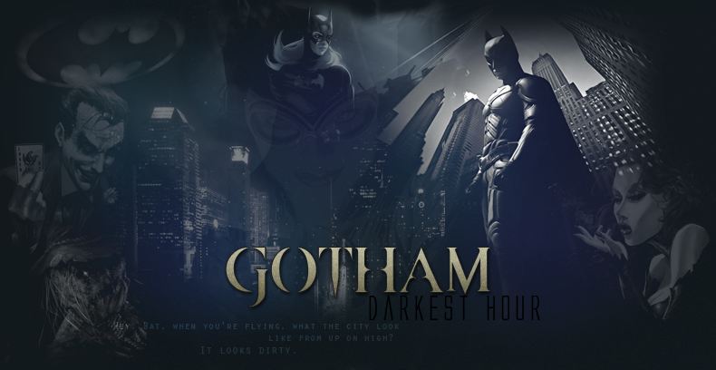 Gotham Darkest Hour