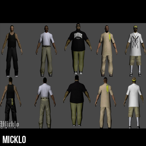 Micklo's Modifications Vagosmodpackv2