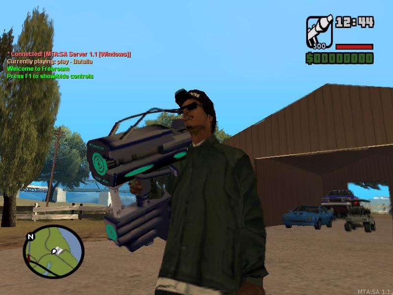 avances del juego gantz club 3D online  Sinttulofs