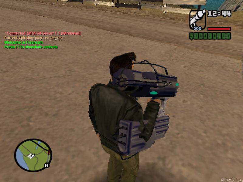 avances del juego gantz club 3D online  As