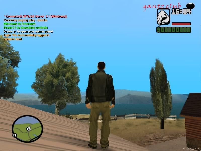 avances del juego gantz club 3D online  Sd