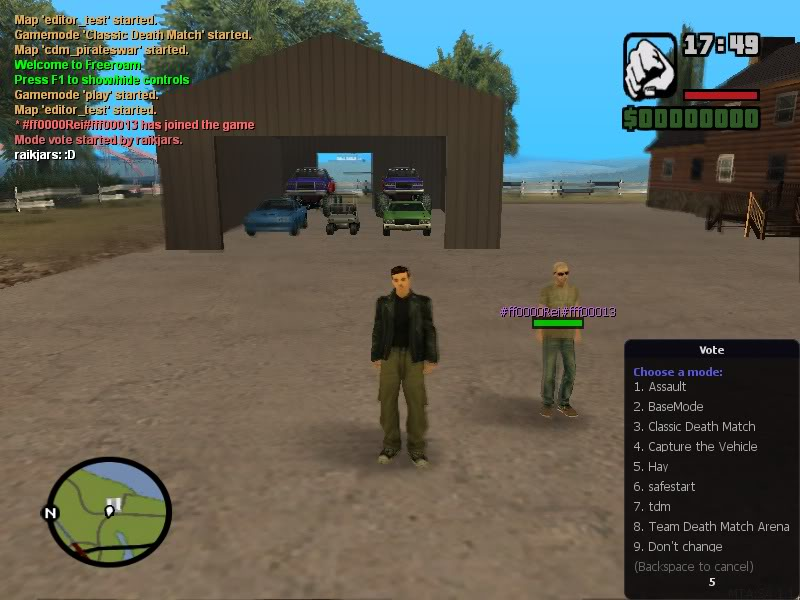 avances del juego gantz club 3D online  Sdafga