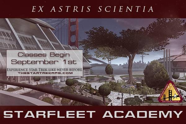 Starfleet Academy AcademyAd